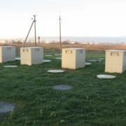 Монтаж септиков для поселков в Калининграде